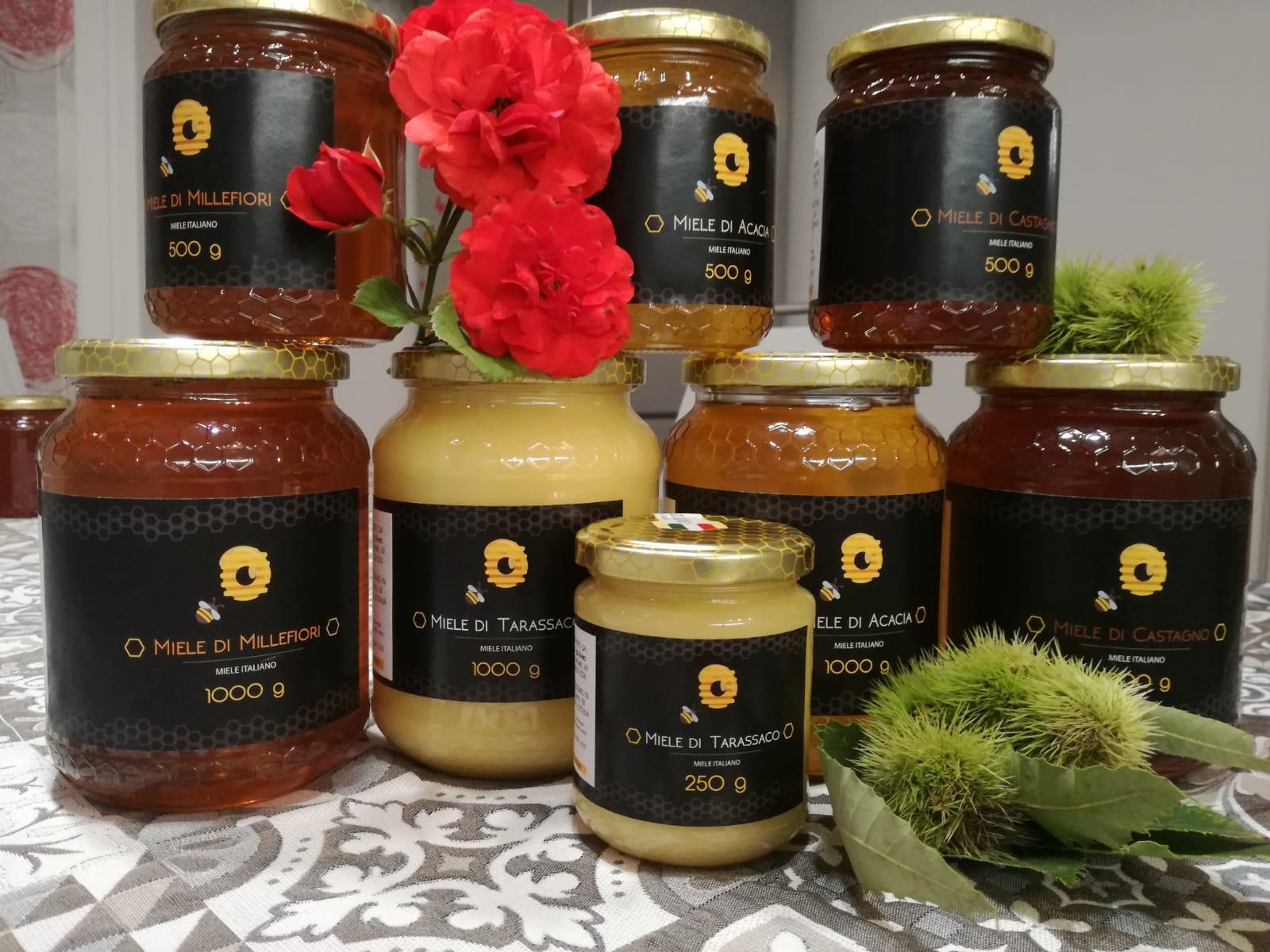 Miele dell'Azienda Agricola Rivero Osvaldo